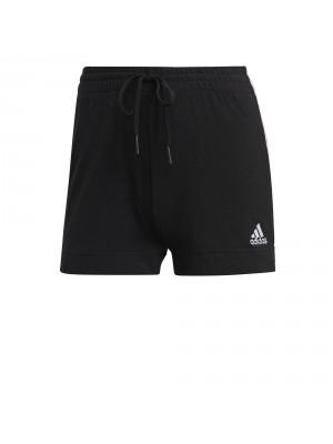 Adidas 3S soft jersey short black