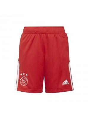 Adidas Ajax training short kids red