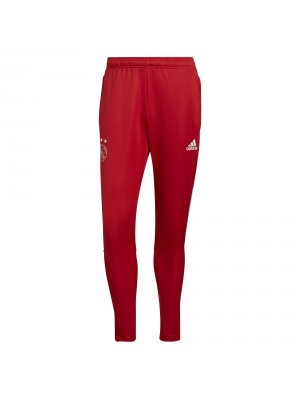 Adidas Ajax training pant red