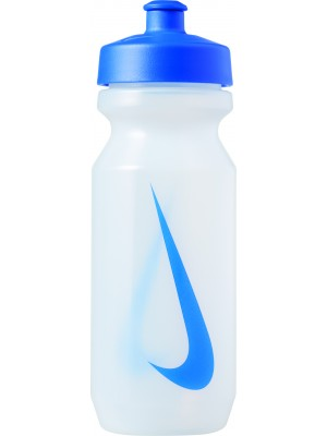 Nike big mouth bottle 2.0 22oz clear/blue