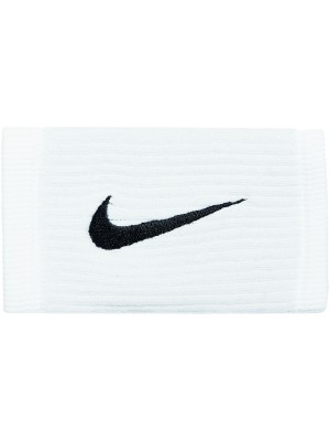 Nike dri-fit reveal double wide wristbands wit