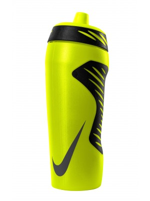 Nike hyperfuel waterbottle 18oz geel