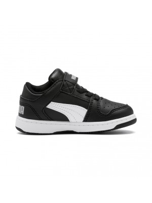 Puma rebound layup Low SL velcro infants