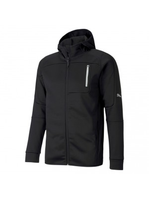 Puma evostripe fullzip warm hoodie