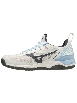 Mizuno wave luminous wmn white