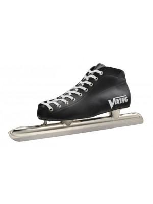 Viking junior laag lederen noren schaats