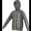 Adidas YB knitted fullzip hooded
