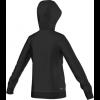 Adidas YG essential lineair fullzip hooded