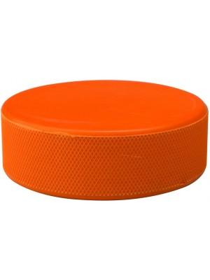 ijshockeypuck oranje