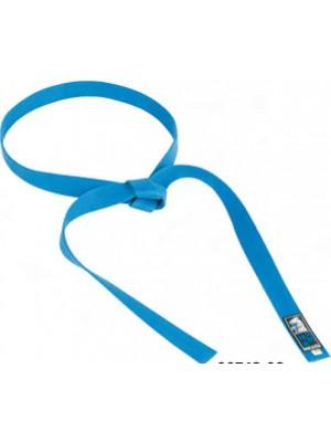 belt blauw