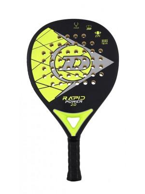 Dunlop padel racket rapid power 2.0 HL