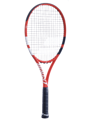 Babolat boost S strung tennisracket