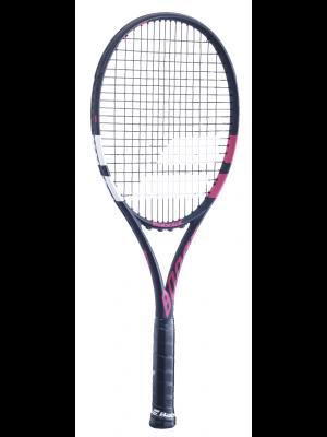 Babolat boost A wmn strung tennisracket