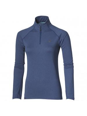 Asics LS 1/2 zip jersey wmn