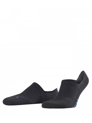 Falke cool kick invisible anti-slip zwart