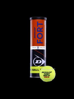 Dunlop Max TP Fort tennisballen 3+1