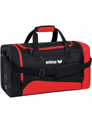 Erima club 1900 2.0 sporttas rood Medium