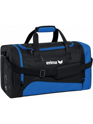 Erima club 1900 2.0 sporttas blauw Medium