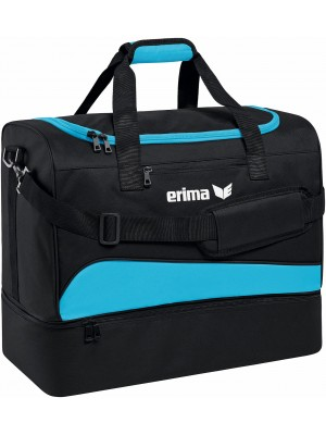 Erima club 1900 2.0 sporttas bodemvak blue Small