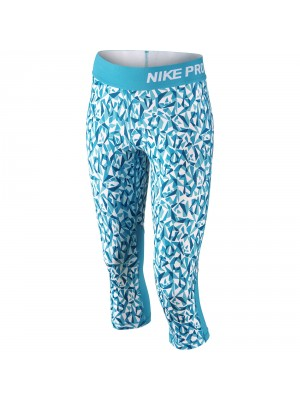 Nike pro cool allover print