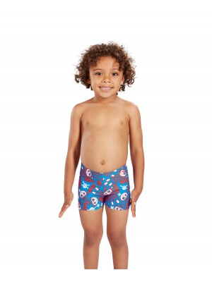 Speedo fusion fun allover aquashort