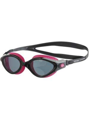Speedo female futura biofuse flex pink