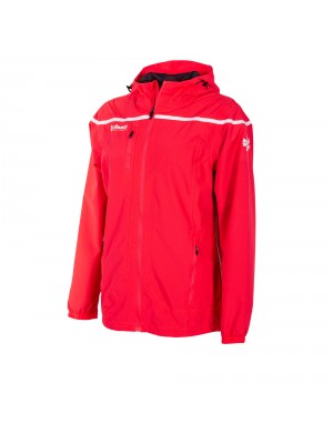 Reece varsity breathable jacket pink