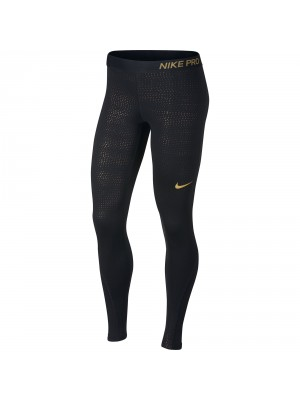Nike Pro Tight Metallic Dots Printed wmn