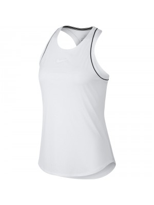 Nike court dry tank wit