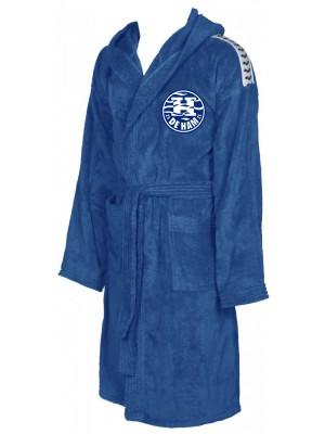 Arena core soft robe badjas de Ham royal blue