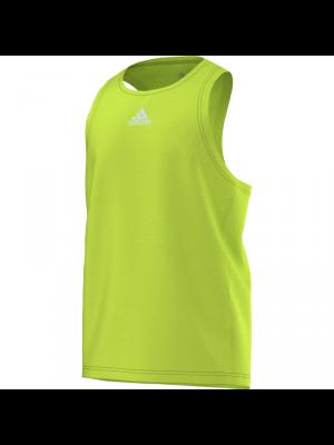 Adidas running singlet M