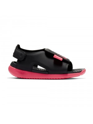 Nike sunray adjust 5 (TD) zwart rose