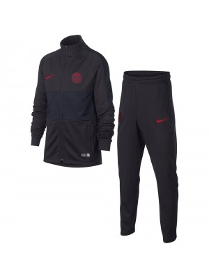 Nike YA kids Paris Saint Germain strike track suit