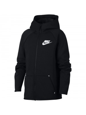 Nike YA kids sportswear tech fleece jacket