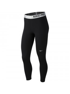 Nike pro marble graphic crop tight