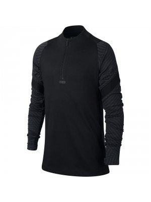 Nike dri-fit strike kids 1/4 zip football shirt