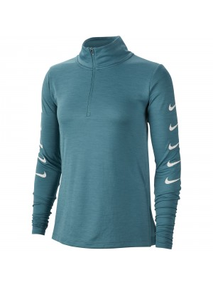 Nike run swoosh top halfzip