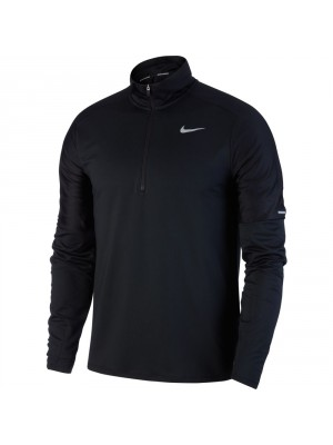 Nike element half zip runningshirt