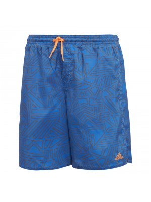 Adidas YB printed swim short