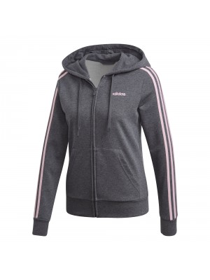 Adidas essentials 3S full zip hooded