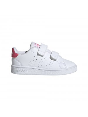 Adidas advantage infants girl