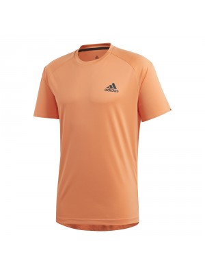 Adidas club tee orange