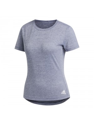 Adidas performance tee blue