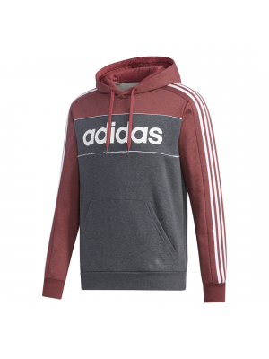 Adidas essentials hooded sweater