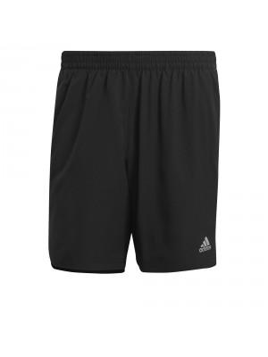 Adidas run it short zwart