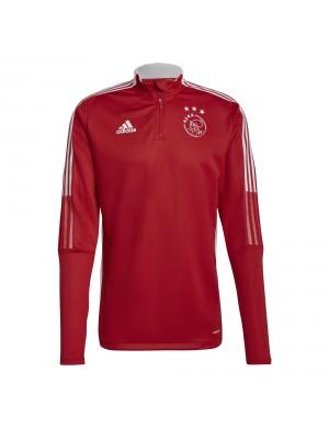 Adidas Ajax training top red