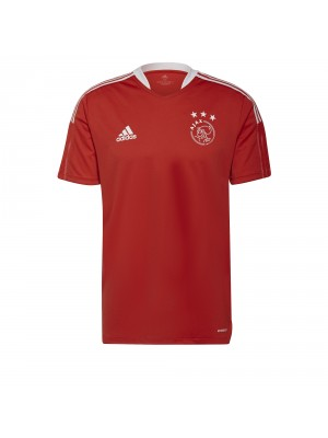 Adidas Ajax training jersey red