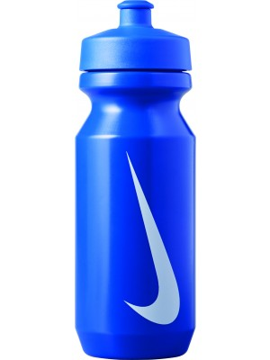 Nike big mouth bottle 2.0 22oz blauw