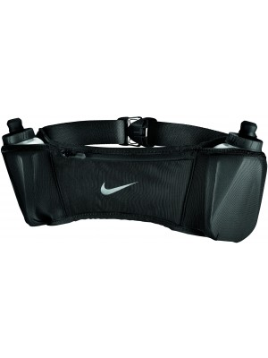 Nike running double pockt flask belt 20oz 2.0