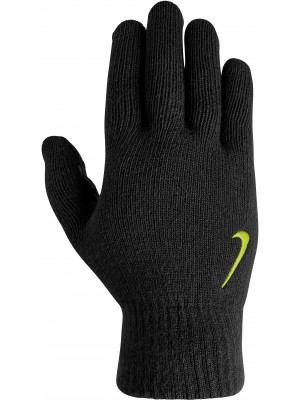 Nike knitted grip tech gloves
